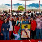 Candidatos del PSUV y GPPSB del municipio García
