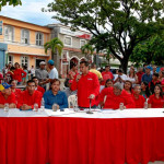 Candidatos del PSUV y GPPSB del municipio Gaspar Marcano