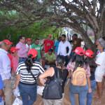 Candidatos de Mariño mantienen contactpo con comunidad Llano Adentro y Genovés