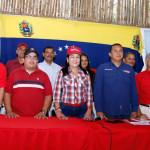 La alcaldesa Marisel Velásquez resaltó la importancia de contar con una Cámara Municipal que defienda los intereses del pueblo