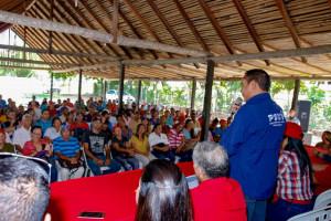 Junior Gómez, Coordinador de Técnica Electoral del PSUV en Nueva Esparta