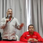 """Fidel Vásquez: """"""""Rechazamos estos actos de esa derecha que se niega a respetar el sentir democrático de nuestro pueblo"""""""